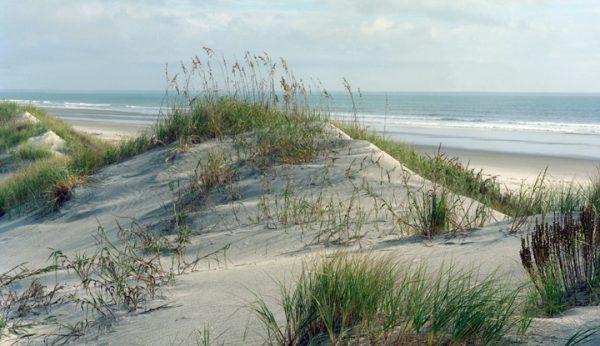 Dunes-afternoon-light